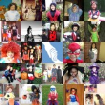 costume collage