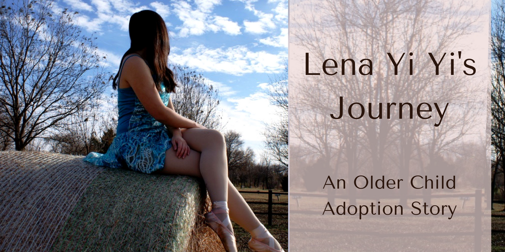 Lena Yi Yi's Journey